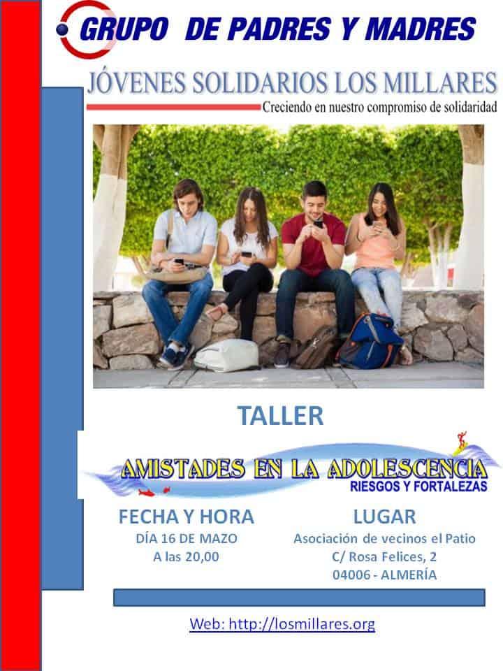 """GRUPO DE PADRES  Y MADRES @ Asociación de vecinos """"El Patio"""""""