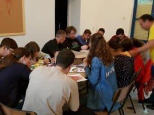 2º Taller sobre Crecimiento Personal @ Sede de Jóvenes Solidarios los Millares