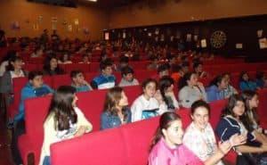 Taller/cineforum informativo sobre el consumo de alcohol y cannabis en adolescentes @ Sede de Jóvenes Solidarios los Millares