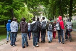 Trastornos de conducta en la pubertad y adolescencia @ Sede Jóvenes Solidarios los Millares